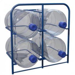 Стойка для воды СВД-4 - фото 1