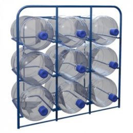 Стойка для воды СВД-9 - фото 1