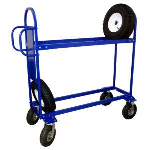 Тележка для перевозки автомобильных колес (шин) ТДШ-1 - фото 1