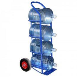 Тележка для бутылей с водой (19 л) ВД-4 - фото 1