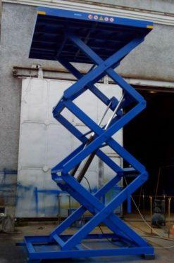 Гидравлический подъемный стол  SJ Грузоподъемность: 5000 кг