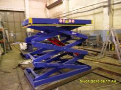 Гидравлический подъемный стол  SJ Грузоподъемность: 800 кг