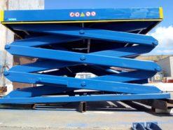 Гидравлический подъемный стол  SJ Грузоподъемность: 100 кг