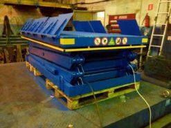Гидравлический подъемный стол  SJ Грузоподъемность: 500 кг