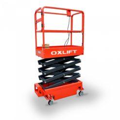 Ножничный Подъемник QX-030-030 OXLIFT - фото 5