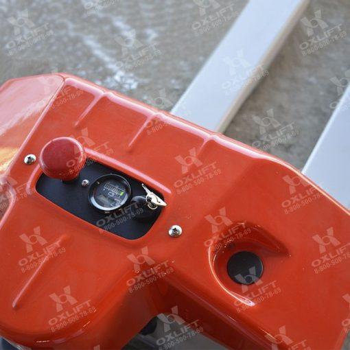 Самоходная Электротележка TX15 NEW OXLIFT - фото 12