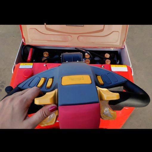 Самоходная Электрическая Тележка TX20 210Ah OXLIFT - фото 10