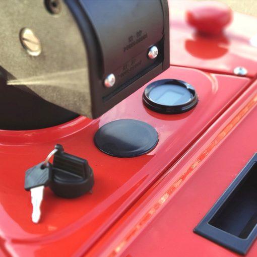 Самоходная Электрическая Тележка TX20 210Ah OXLIFT - фото 8