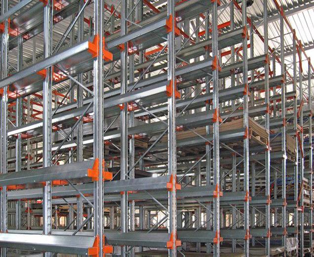 набивные стеллажи для склада